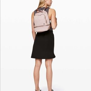 MINI muse color City adventure backpack Lululemon